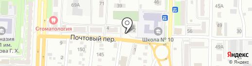 Энтер на карте Белово