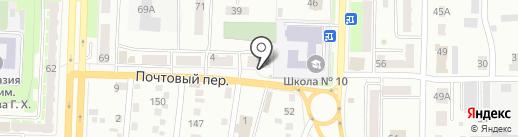 DJOTTO на карте Белово
