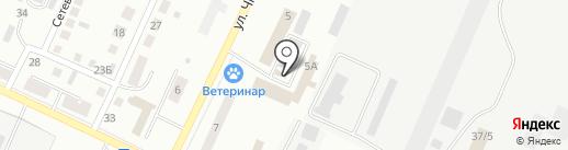 Люкс+ на карте Белово