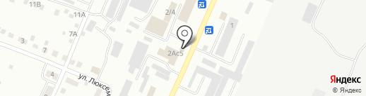 Партнер на карте Белово