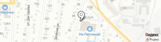 Сервис ПК на карте Белово
