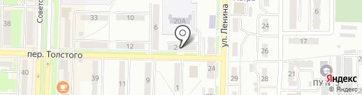 Maximum на карте Белово
