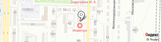 Автотехник на карте Белово