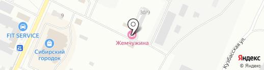 Служба заказа спецтехники на карте Белово