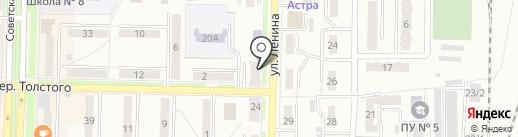 ЛЮБИЧ И ПАРТНЕРЫ на карте Белово