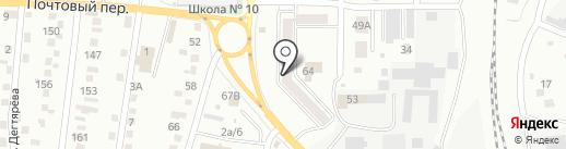 Магазинчик на карте Белово