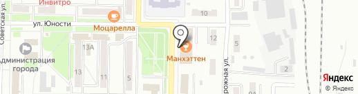 Тысяча дорог на карте Белово