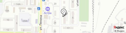 Гефест Плюс на карте Белово