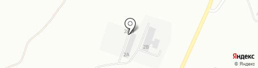 СТАЛЬСИБ на карте Белово