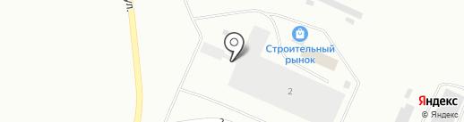 Банкомат, АКБ Росбанк, ПАО на карте Белово