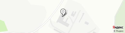 БзСЖБ на карте Белово