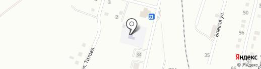 Детский сад №9 на карте Белово