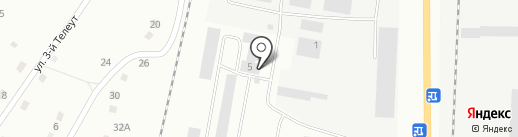 Сервис Промышленных Машин на карте Белово