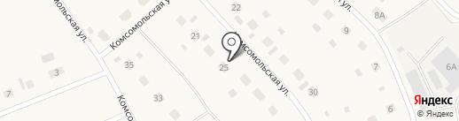Ветеринарная клиника на карте Мохово