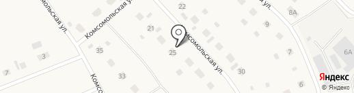 Ветеринарный участок на карте Мохово
