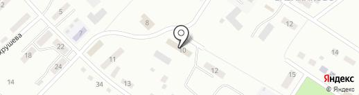 Участковый пункт полиции на карте Белово