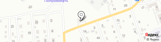 Магазин автозапчастей на карте Белово