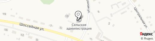 Магазин канцелярских товаров на карте Мохово