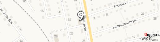 Магазин товаров для дома на карте Грамотеино
