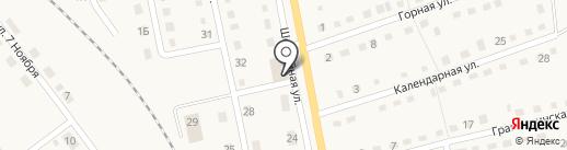 Qiwi на карте Грамотеино