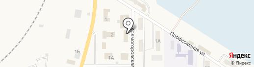 Магазин товаров для дома и ремонта на карте Грамотеино
