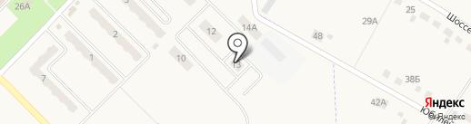 МОНОЛИТ-СТРОЙ на карте Грамотеино