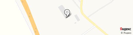 Бастион Бетон на карте Инского