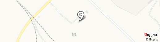 Металлист на карте Инского