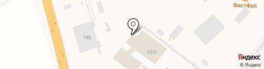 Инской сервис на карте Инского