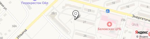 Мой дом, ТСЖ на карте Инского