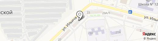 Беловский центр коммунальных платежей на карте Инского
