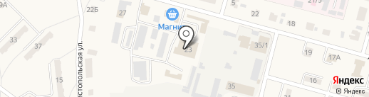 Friend`s на карте Инского