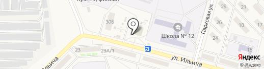 Хобби`tt на карте Инского