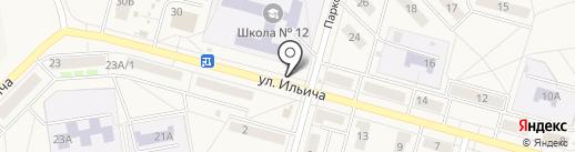 Премиум Фрукт на карте Инского