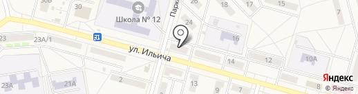 Dolce Vita на карте Инского