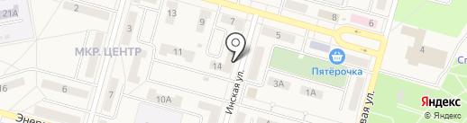Обувной магазин на карте Инского