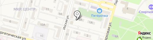 Фотоцентр на карте Инского