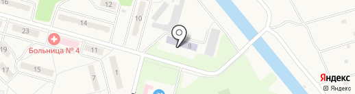 Lova на карте Инского