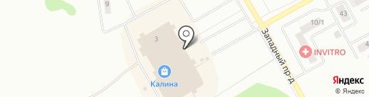 Много Мебели на карте Киселёвска