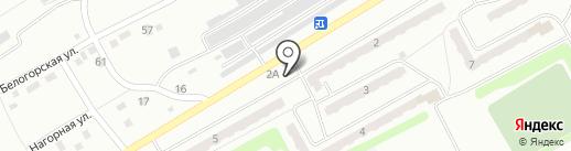 Люкс на карте Киселёвска
