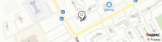 Центр развития творчества детей и юношества г. Киселёвска на карте Киселёвска