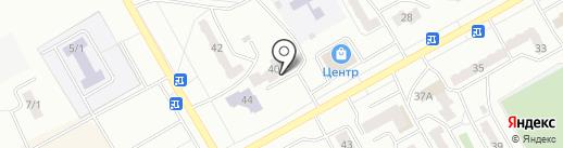 Волшебница на карте Киселёвска
