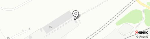 Транс Лайн на карте Киселёвска