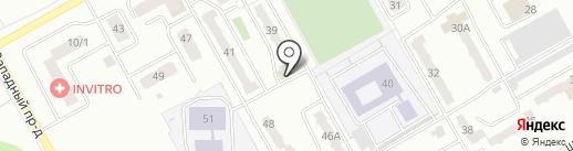 Магазин разливного пива на ул. 50 лет Города на карте Киселёвска