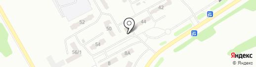 СДС-Маркет на карте Киселёвска
