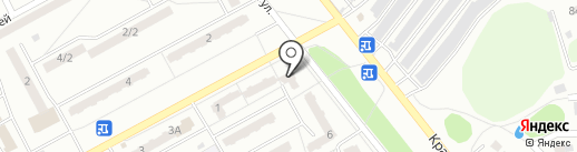 Faberlic на карте Киселёвска