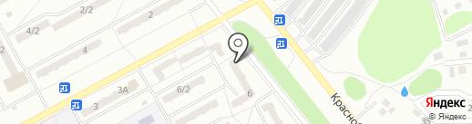 Фотоателье на карте Киселёвска