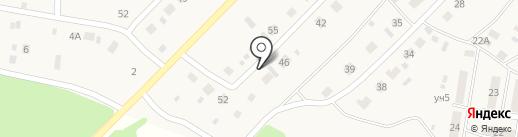 Автосервис на карте Новосафоновского