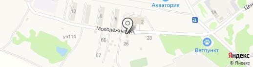 Дарья на карте Новосафоновского