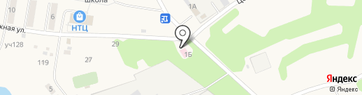 Врачебная амбулатория на карте Новосафоновского
